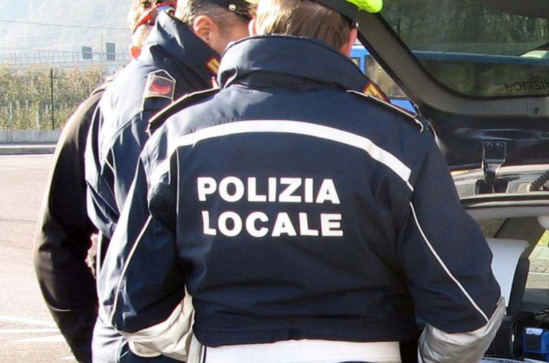 immagine polizia locale